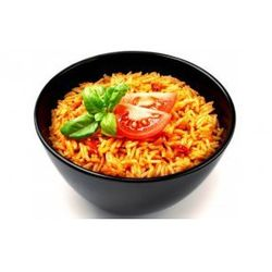 Ryż z suszonymi pomidorami