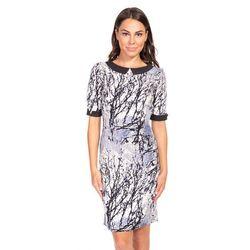 cfe09854f7 suknie sukienki sukienka cekinowa (od Sukienka we wzory z ...
