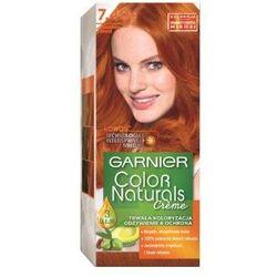 GARNIER Color Naturals - farba do włosów 7.40 Miedziany Blond
