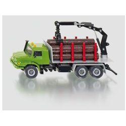 SIKU Super Zetros Transporter drewna