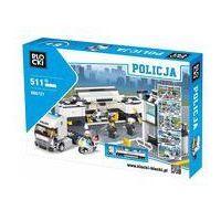 Policja Mobilna kontrola 511 elementów Blocki