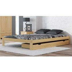 Łóżko drewniane IRYS 120x200 EKO