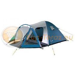 Namiot turystyczny 3 osobowy lekki z tropikiem King Camp WEEKEND 3 niebieski
