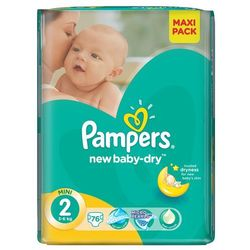 Pampers Active Baby Economy Pack Mini