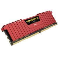 Corsair DDR4 Vengeance LPX 8GB/2400 RED CL14-16-16-31 1.20V XMP2.0