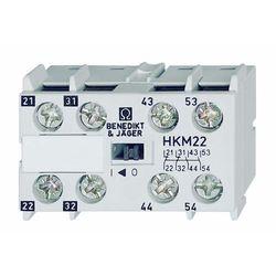 HKM31 styki pomocniczy 3Z + 1R dla K1-09D i K1-12D10