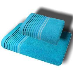 Ręcznik TORINO MORSKI kol. turkusowy 70X140 cm
