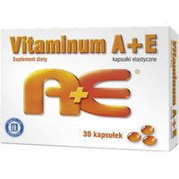 Vitaminum A+E 30kaps