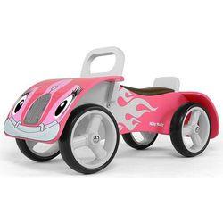 Milly Mally, Junior, jeździk drewniany, różowy Darmowa dostawa do sklepów SMYK