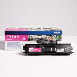 Brother oryginalny toner TN-326M, magenta, 3500s, Brother HL-L8350CDW, DCP-L8400CDN