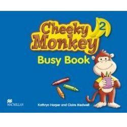 Cheeky Monkey 2 WB MACMILLAN - Kathryn Harper, Claire Medwell (opr. miękka)