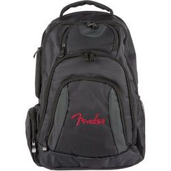 Fender Laptop Backpack, Black torba