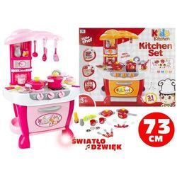 Kuchnia Kitchen Set 31el. Światło Dźwięk