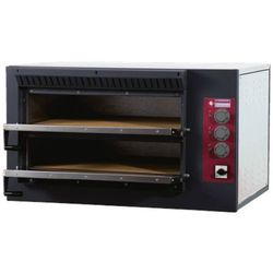 Piec do pizzy 2-komorowy 7500W