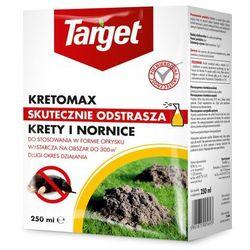 Kretomax 250 ml środek skutecznie odstraszający krety i nornice