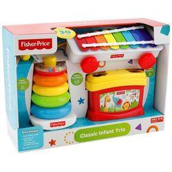 Pierwsze Zabawki Maluszka Fisher-Price