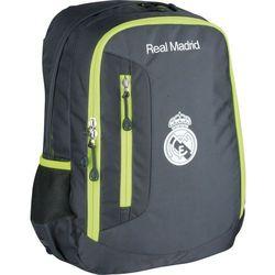 Plecak szkolny RM-60 Real Madryt + zakładka do książki GRATIS