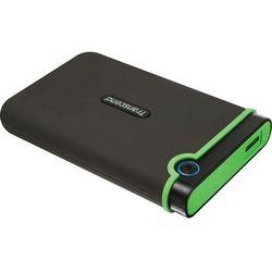 Transcend StoreJet 25 M3 2TB black USB 3.0