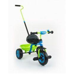 Milly Mally TURBO rowerek 3-kołowy blue-green