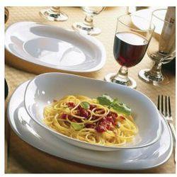 Zestaw obiadowy dla 6 osób Bormioli Rocco Parma z hartowanego mlecznego szkła