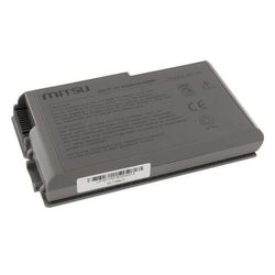 Wysokiej jakości bateria do laptopa DELL D600 D610 D530 4400mAh
