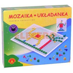 Mozaika - układanka w pudełku ALEX