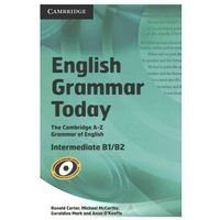 English Grammar Today Book with Workbook (opr. miękka)