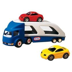 Zabawka LITTLE TIKES 170430M Cieżarówka laweta z autami + DARMOWA DOSTAWA!