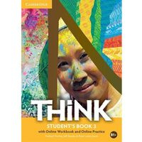 Think Level 3 Student's Book with Online Workbook and Online (opr. miękka)