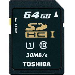 Karta TOSHIBA SDXC 64GB UHS I Class 10