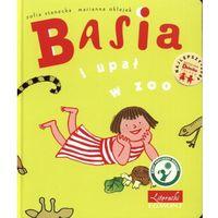 Basia i upał w zoo (opr. twarda)