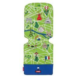 MACLAREN Wkładka do wózka Universal Paris City Map