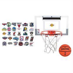 Mini kosz tablica Spalding NBA Slam Jam Board dla dzieci z naklejkami +piłka 199 BT (-9%)