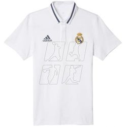Koszulka polo adidas Real Madyt FC Aunthentic Polo M AI5121
