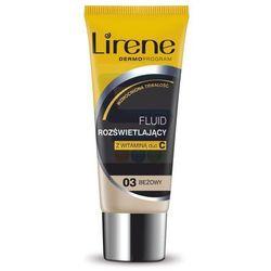 Lirene Fluid rozświetlający z witaminą duo C nr 03 Beżowy 30 ml