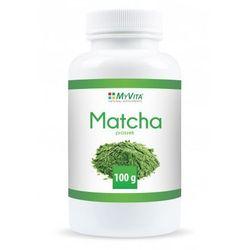Zielona herbata MATCHA proszek 100g MyVita