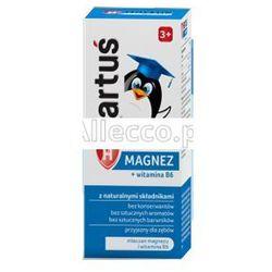 Hartuś Magnez 3+ syrop 120 ml