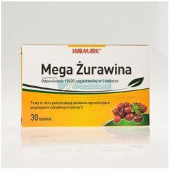Mega Żurawina 30 tabletek