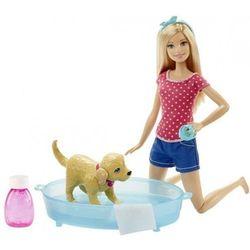Barbie Kąpiel pieska zestaw