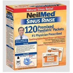 NeilMed SINUS RINSE 120 Premixed Pediatric Packets uzupełnienie do zestawów dla dzieci (bez butelki) 120sasz