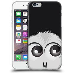 Etui silikonowe na telefon - Fuzzballs WHITE