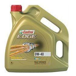 CASTROL EDGE FST 0W-40 4L