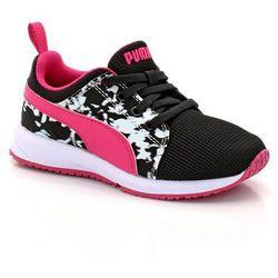 Buty sportowe niskie z materiału tekstylnego dla młodzieży Carson Runner Blur Jr, sznurowane