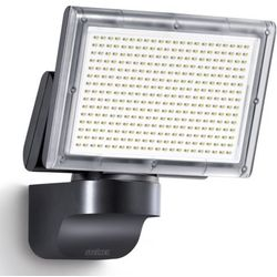 Steinel Reflektor LED z czujnikiem ruchu, czarny Darmowa wysyłka i zwroty
