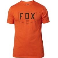 FOX T-SHIRT SHIELD PREMIUM ATOMIC ORANGE