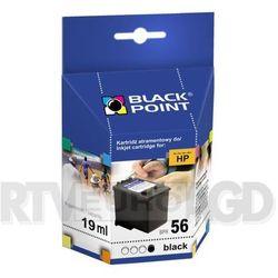 Tusz 56 zamienny do HP C6656A marki Black Point, black Darmowy transport od 99 zł | Ponad 200 sklepów stacjonarnych | Okazje dnia!
