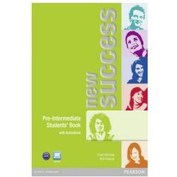 New Success Pre-Intermediate Students Book & Active Book Pack