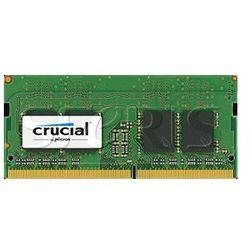 Pamięć RAM Crucial DDR4, 16Gb, 2400MHz, CL17, DRx8, SODIMM, 260pin - CT16G4SFD824A