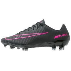 Nike Performance MERCURIAL VAPOR XI FG Korki Lanki black/pink blast