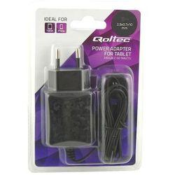 Ładowarka/zasilacz sieciowy slim do Tabletu 5V-2A, wtyczka: 2.5x0.7
